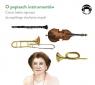 O popisach instrumentów - Ciocia Jadzia zaprasza do wspólnego słuchania muzyki  (Audiobook)