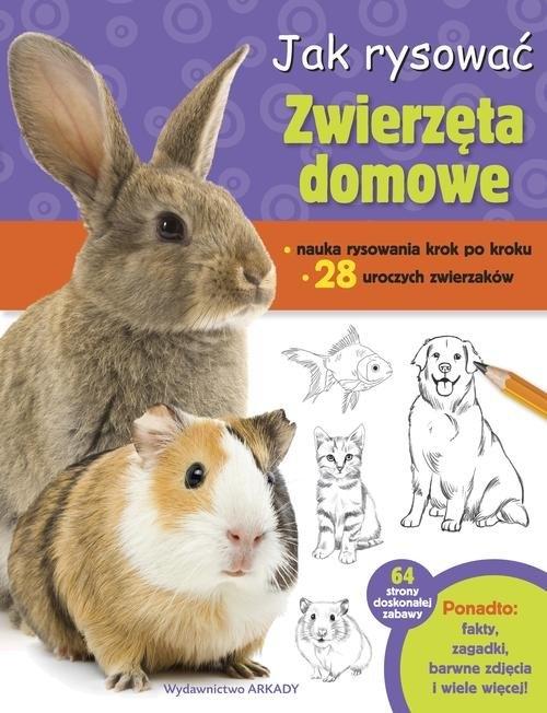 Jak rysować Zwierzęta domowe Cuddy Robbin