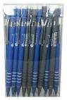Ołówek mechaniczny MB7102 24 sztuki mix