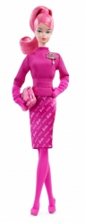 Lalka Barbie Różowa Kolekcjonerska (FXD50)