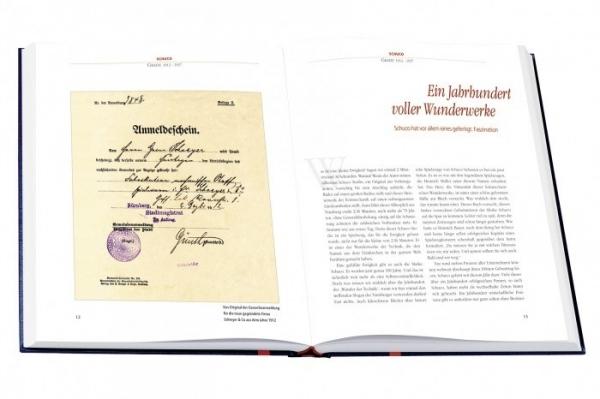 SCHUCO Schuco Book The S chuco-Saga