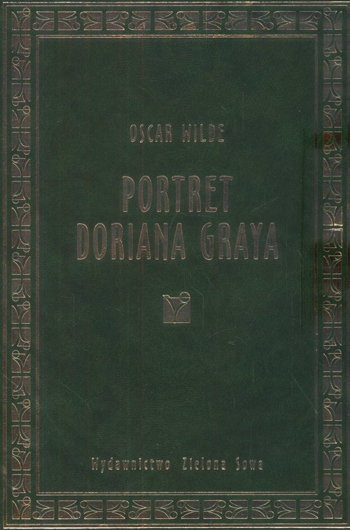 Portret Doriana Graya Wilde Oscar