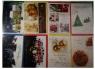 Karnet Boże Narodzenie B6 Lakier + koperta