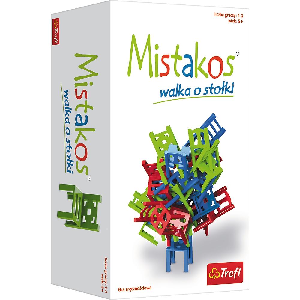 Mistakos - Walka o stołki (01367) (Uszkodzone opakowanie)