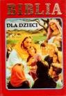 Biblia dla dzieci czerwona z ramką