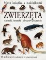 Zwierzęta Australii, Ameryki i obszarów polarnych. Moja książka z naklejkami