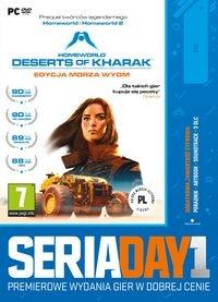 Day1 Homeworld Desert of Kharak