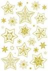 Naklejki na okno - Gwiazdy