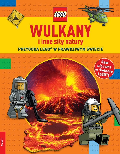 LEGO Wulkany i inne siły natury