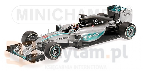 MINICHAMPS Mercedes AMG Petronas F1 Team (110150044)