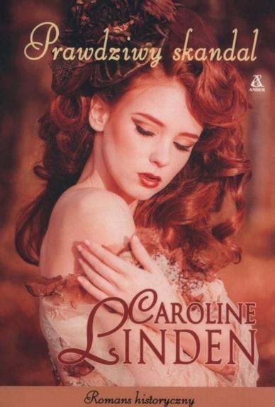 Prawdziwy skandal Linden Caroline