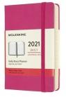 Kalendarz 2021 dzienny 12MP tw. bougainvillea pink