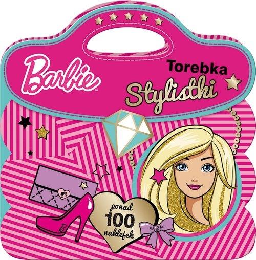 Barbie Torebka stylistki + naklejki opracowanie zbiorowe