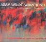 Acoustic travel. Adam Wendt Acoustic Set CD