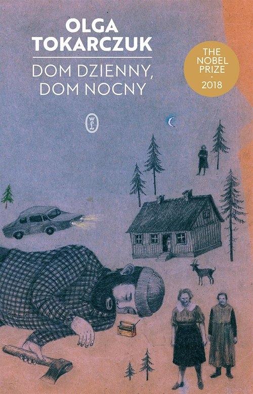 Dom dzienny, dom nocny Tokarczuk Olga