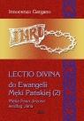 Lectio Divina 10 Do Ewangelii Męki Pańskiej 2