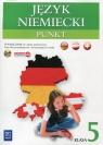Punkt 5 Język niemiecki Podręcznik z płytą CD Szkoła podstawowa Potapowicz Anna