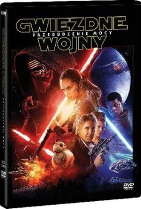 DVD GWIEZDNE WOJNY PRZEBUDZENIE MOCY (Produkt rozfoliowany)