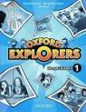 Oxford Explorers 1 SP Ćwiczenia. Język angielski