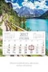 Kalendarz 2017 Jednodzielny. Podróż