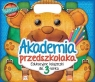 Akademia przedszkolaka Edukacyjne książeczki dla 3-latka