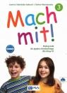 Mach mit! 3 KB + 2CD w.2017 PWN Joanna Sobańska-Jędrych, Halina Wachowska