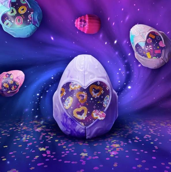 Hatchimals: Cosmic Candy - Zestaw jajek niespodzianek. Seria 8 MIX (6056399)