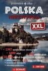 Polska niezwykła XXL Przewodnik + atlas (w jednym)