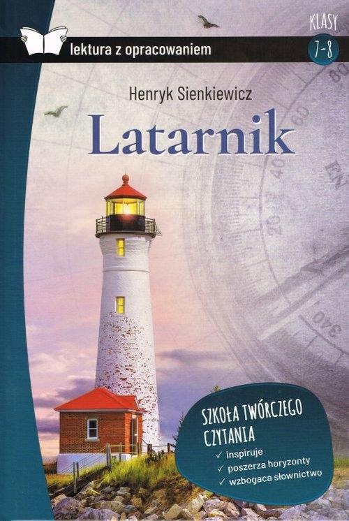Latarnik Lektura z opracowaniem Sienkiewicz Henryk
