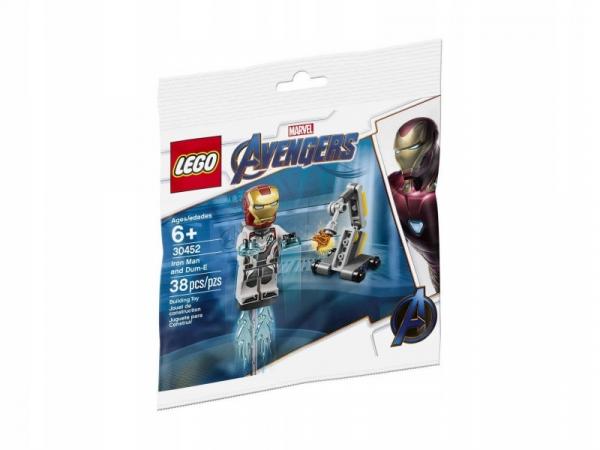 Klocki Super Heroes Hulkbuster Iron Mana (30452)