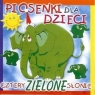 Cztery Zielone Słonie. Piosenki Dla Dzieci