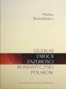 Studium emocji zazdrości romantycznej Polaków