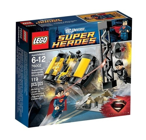 Lego Superman: Metropolis Showdown 	 (76002)
