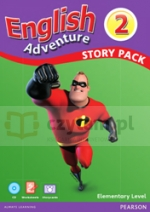 English Adventure GL Elem Story Cards (PL 2,3)