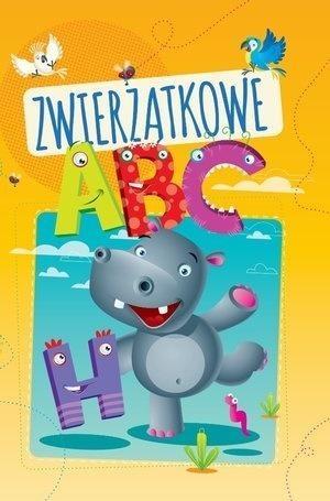 Zwierzątkowe ABC Urszula Kozłowska, Marcin Południak
