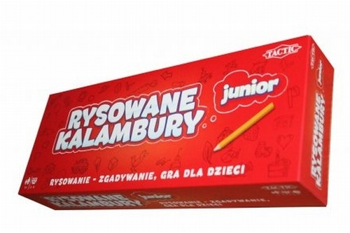 Rysowane kalambury Junior (40567)