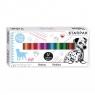 Plastelina Starpak, 12 kolorów - Cuties psy (432669)