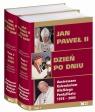 Jan Paweł II Dzień po dniu  T 1-2 Ilustrowane kalendarium Wielkiego Adam Bujak, Arturo Mari, Jolanta Sosnowska, Gabriel Turowski