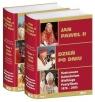 Jan Paweł II Dzień po dniu  T 1-2Ilustrowane kalendarium Wielkiego