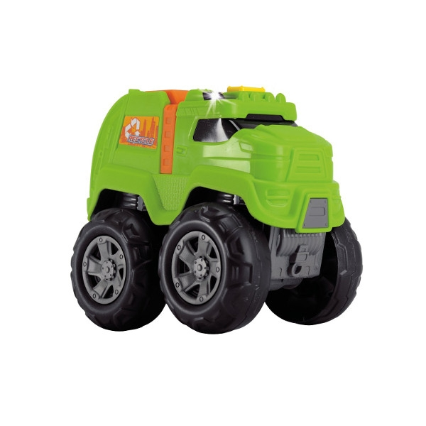DICKIE Auto Tough Wheelers, zielony (203301000)