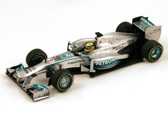 Mercedes F1 W04 #9 Nico Rosberg