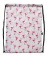 Worek szkolny plecak WR126 Flamingi MESIO