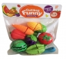 Owoce i warzywa plastikowe do krojenia na rzepy (101675)