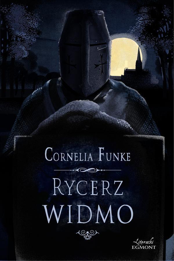 Rycerz widmo Funke Cornelia