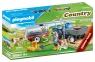 Playmobil Country: Traktor ze zbiornikiem na wodę (70367)