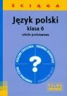 Język polski 6 ściąga