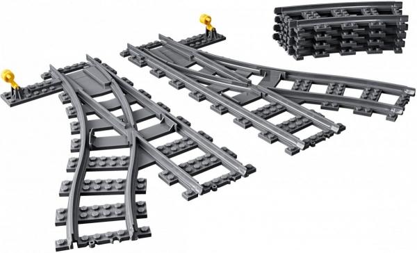 Lego City: Zwrotnice (60238)