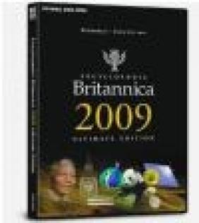 Encyclopaedia Britannica 2009 DVD