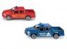 Siku 14 - Wóz strażacki pick-up - Wiek: 3+ (1467)