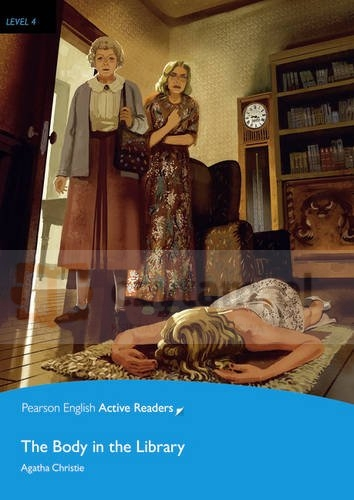 PEAR Body in Library Bk/Multi-ROM with MP3 (4) Agatha Christie